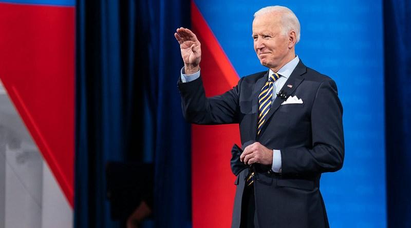 US President Joe Biden. (Official White House Photo by Adam Schultz)