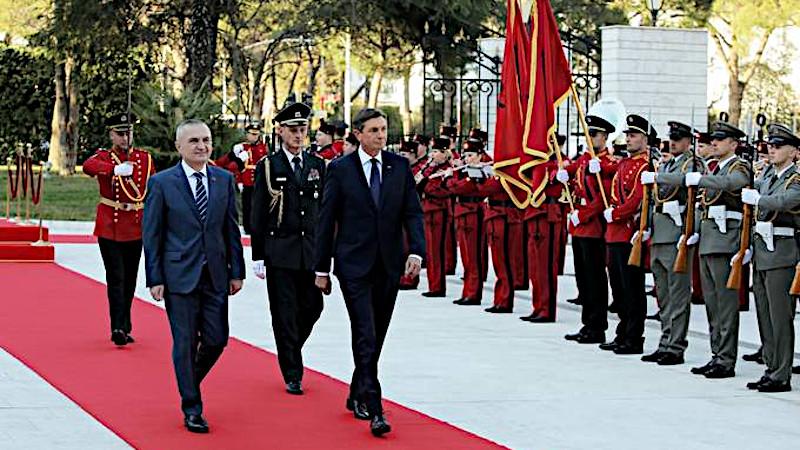 Photo of Slovenia: President Borut Pahor Strengthens Ties With Albania – OpEd