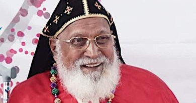 His Grace Philipose Mar Chrysostom Metropolitan Emeritus of the Mar Thoma Syrian Church. (Photo supplied)