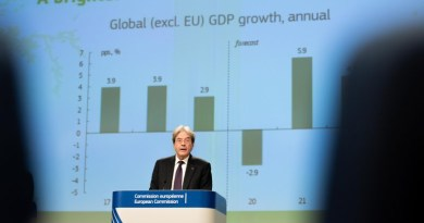 EU commissioner for Economy, Paolo Gentiloni. [European Commission]