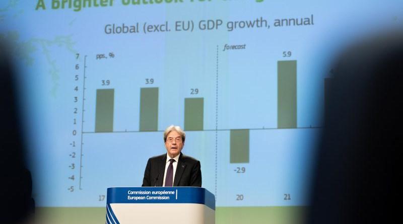 EU commissioner for Economy, Paolo Gentiloni. [European Commission]
