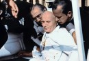 Pope John Paul II collapses after being shot on May 13, 1981, in St. Peter's Square./ Audycje Radiowe/YouTube.