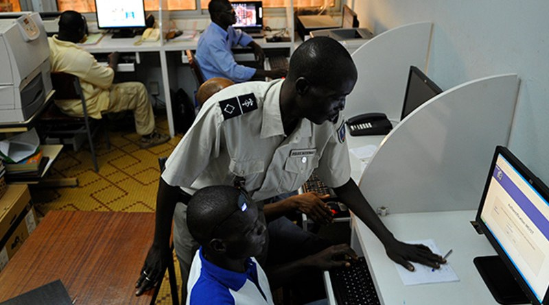 INTERPOL's new initiative will increase the capacity of African member countries to fight cybercrime. Photo Credit: INTERPOL