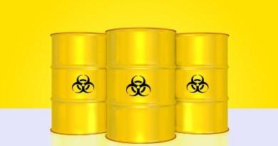 Waste Nuclear Hazardous Hazard Radiation Radioactive