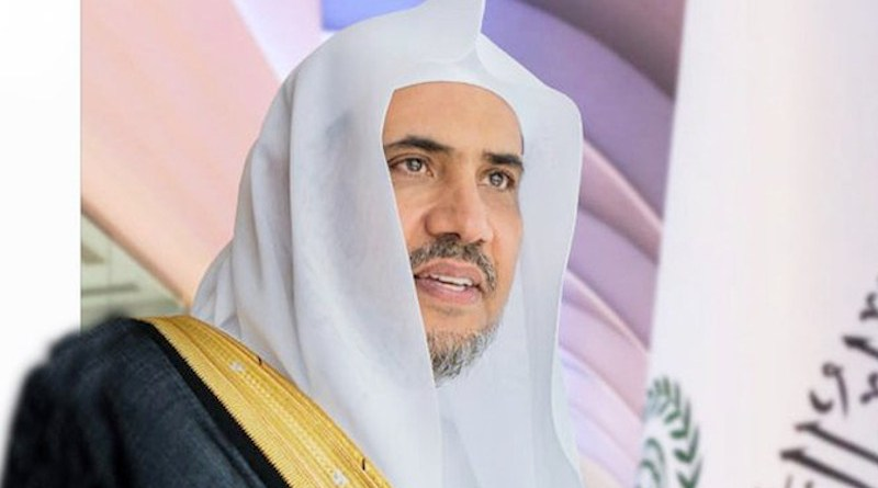 Muslim World League Secretary-General Sheikh Mohammed bin Abdul Karim Al-Issa (Photo supplied)