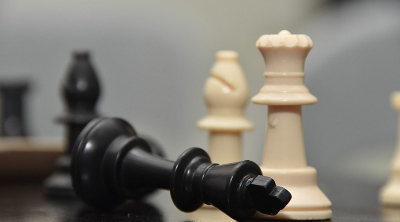 Surrender Checkmate Chess Board Chess Board Resignation