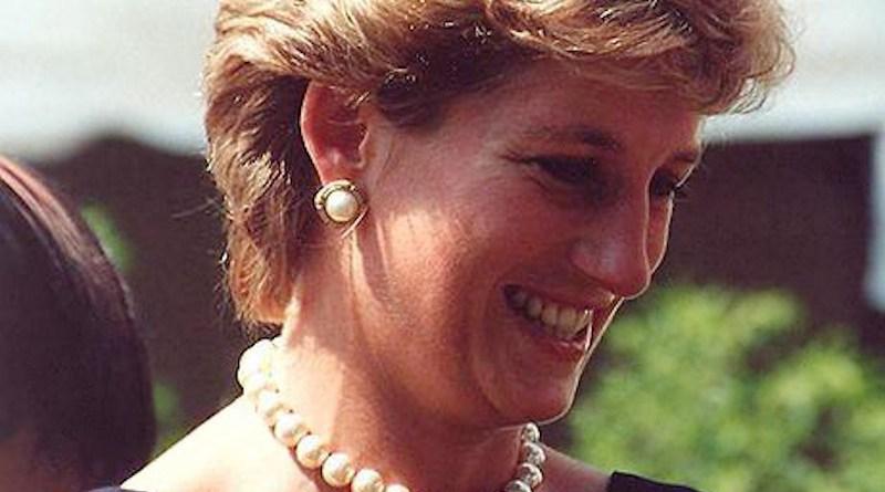 Princess Diana. Photo Credit: Nick Parfjonov, Wikipedia Commons