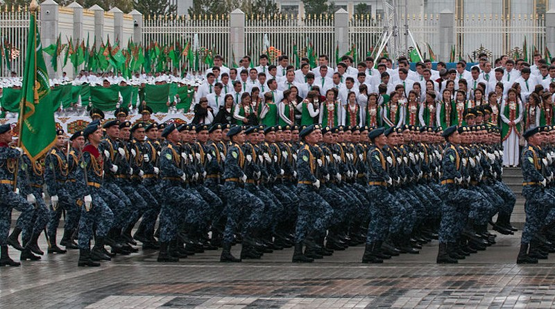 Internal Troops of Turkmenistan. Photo Credit: Kerri-Jo Stewart, Wikipedia Commons