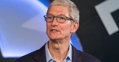 Apple's Tim Cook. Photo Credit: Austin Community College, Wikipedia Commons