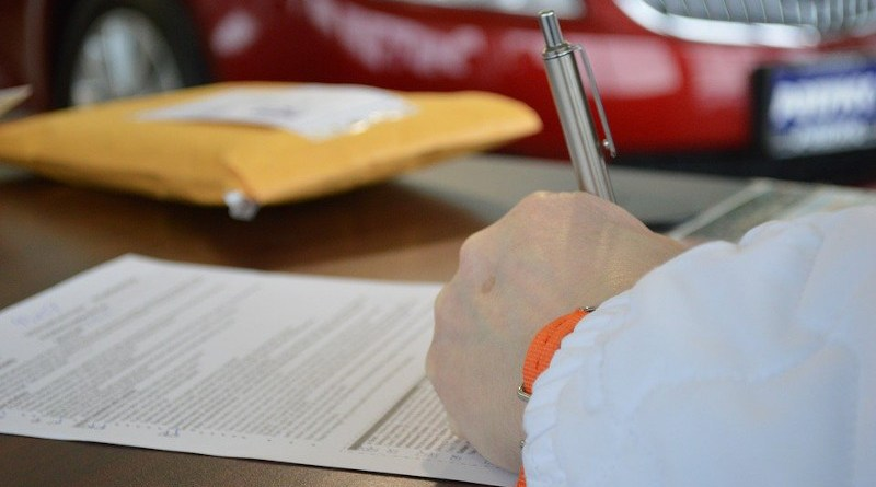 Loan Contract Business Document Sign Deal Legal