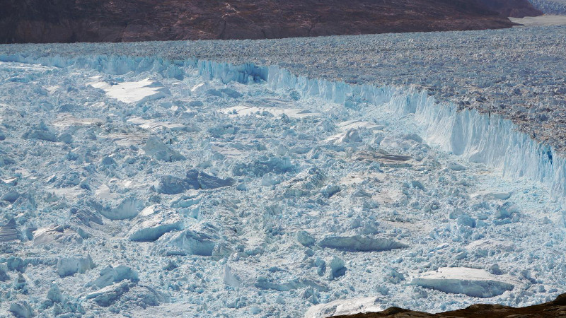 New Modeling Of Antarctic Ice Shows Unstoppable Sea Level Rise If Paris Targets Overshot