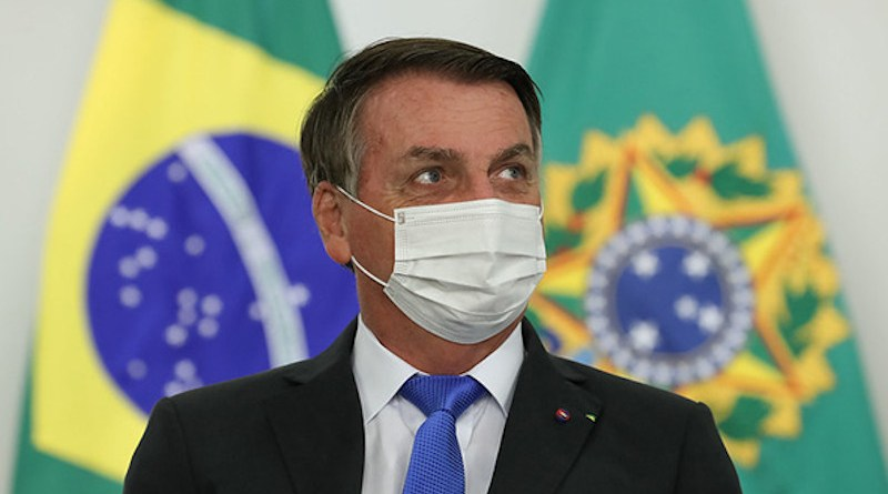 Brazil's President Jair Bolsonaro. Photo: Marcos Corrêa/PR (CC BY 2.0)