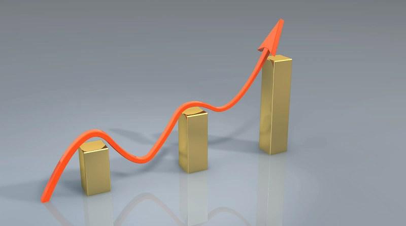Economic Market Business Success Winning Chart Arrow Growth