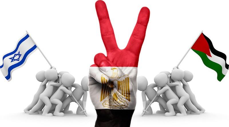 israel egypt palestine flags peace