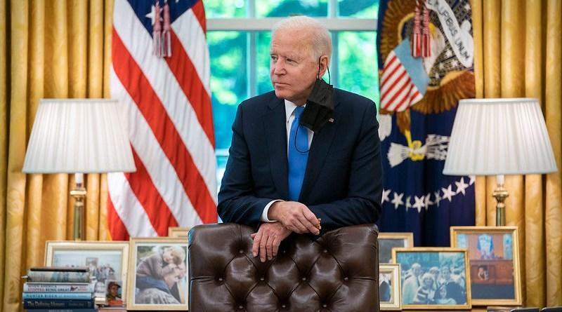 President Joe Biden (Official White House Photo by Adam Schultz)