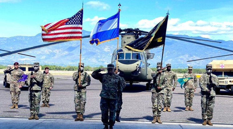 U.S. Joint Task Force – Bravo Soto Cano Air Base in Honduras. Flickr.com