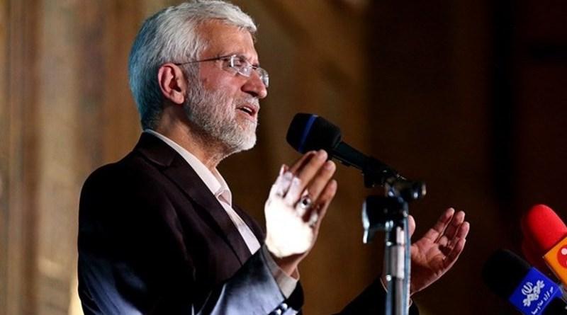 Iran's Saeed Jalili. Photo Credit: Tasnim News Agency