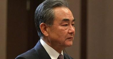 China's Foreign Minister Wang Yi. Photo Credit: Kremlin.ru