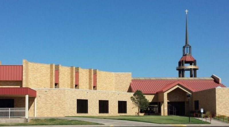 Cathedral of Christ the King, Lubbock, Texas/ Diocese of Lubbock (CC BY-SA 4.0)