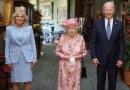 US President Joe Biden and First Lady Jill Biden meet with Queen Elizabeth. Photo Credit: The White House