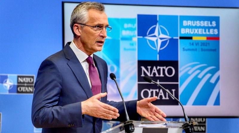 NATO Secretary General Jens Stoltenberg. Photo Credit: NATO