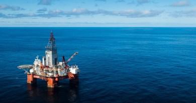 File photo of the West Hercules drilling rig. Photo Credit: Ole Jørgen Bratland, Equinor