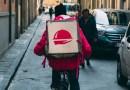Food Foodora Bike Delivery Street Bicycle Box