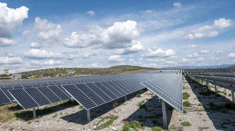 Lanas solar park. Photo Credit: Dhamma Energy