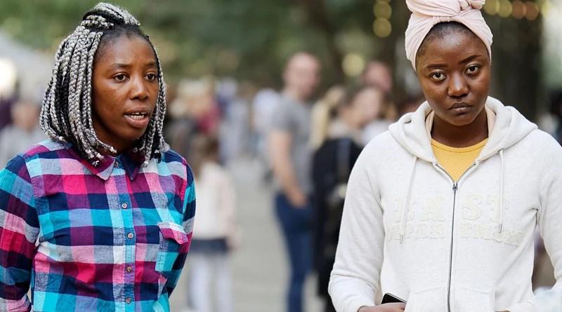 People Women Portrait Black People