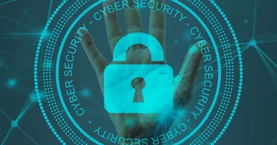 Cyber Security Internet Network Technology