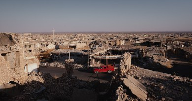 Sinjar, Iraq. Photo Credit: Levi Clancy, Wikipedia Commons