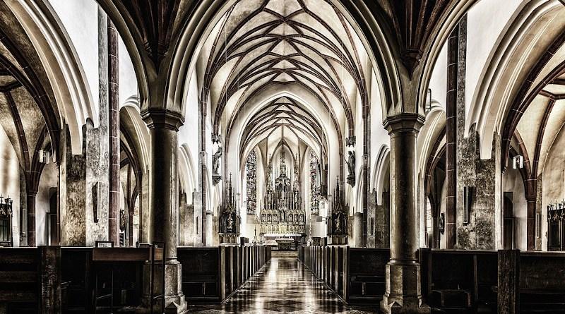 Church Dom Gothic Catholic Architecture Religion