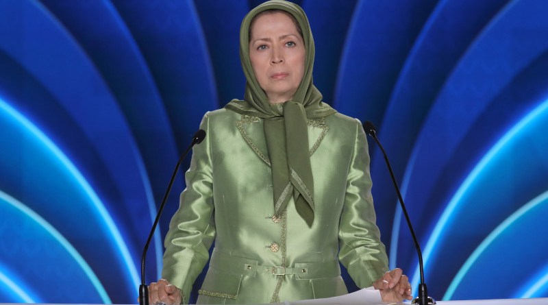 Maryam Rajavi (Photo supplied)