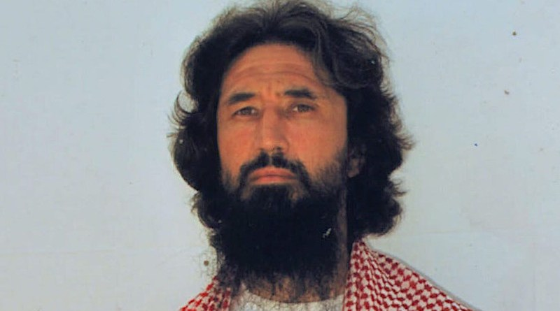 Ravil Mingazov, photographed at Guantánamo before his transfer to the UAE in January 2017. (Photo supplied)