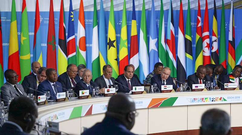 Russia-Africa summit (Photo supplied)