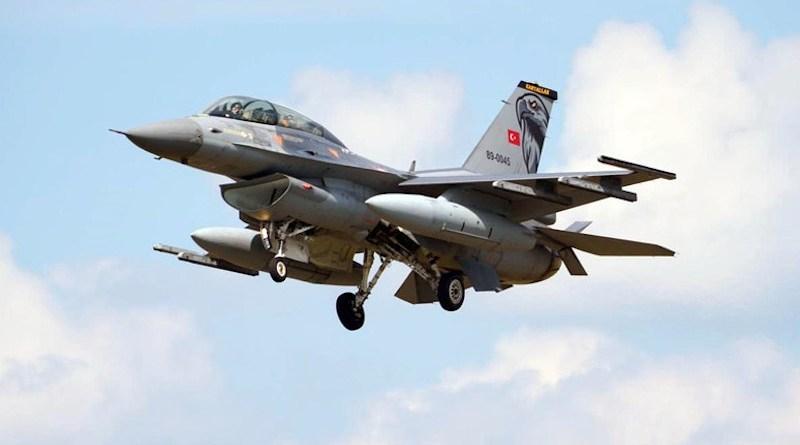 Turkish fighter jet. Photo Credit: NATO