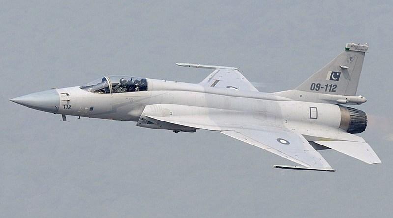Pakistan Air Force Chengdu JF-17. Photo Credit: Shimin Gu, Wikipedia Commons
