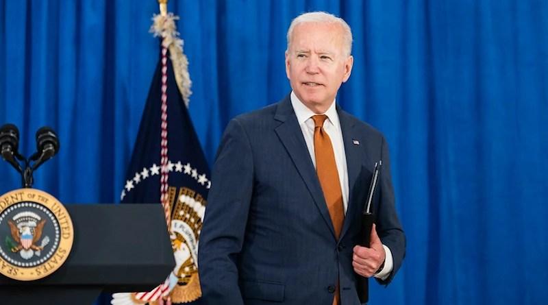 US President Joe Biden. Official White House Photo by Adam Schultz