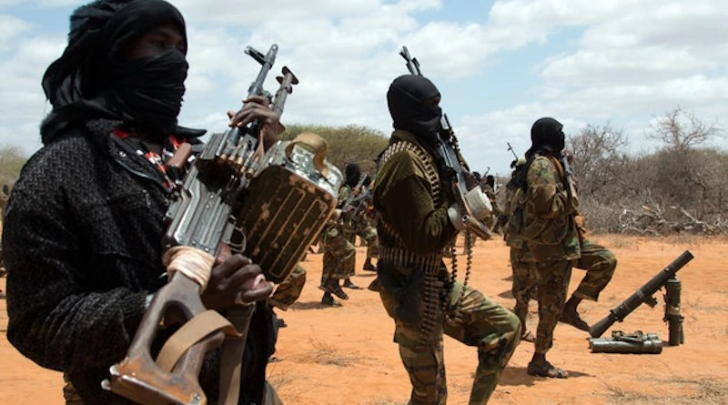 Al-Shabaab terrorists. Photo Credit: Mehr News Agency