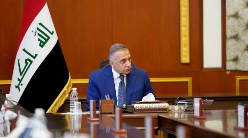 Iraq's Prime Minister Mustafa Al-Kadhimi. Photo Credit: Iraq PM Office/Twitter