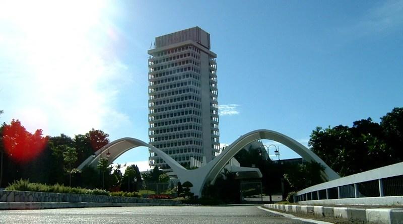 The Parliament of Malaysia. Photo Credit: Mohd Hafiz Noor Shams, Wikipedia Commons