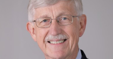 Francis Collins, Director of the National Institutes of Health. Photo Credit: National Institutes of Health, Wikipedia Commons