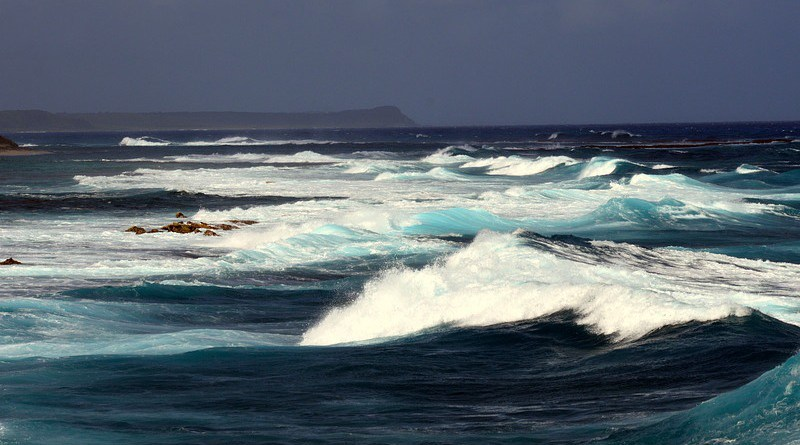 Storm Ocean Wave Atlantic Scum Morning Sun