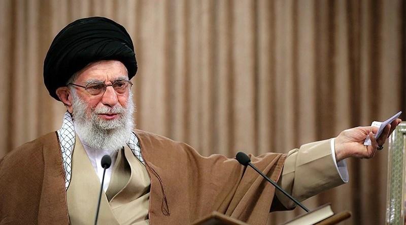 Iran's Ayatollah Seyed Ali Khamenei. Photo Credit: Tasnim News Agency