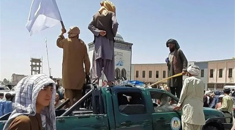 Taliban in Afghanistan. Photo Credit: Tasnim News Agency