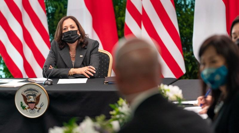 US Vice President Kamala Harris. Photo Credit: White House