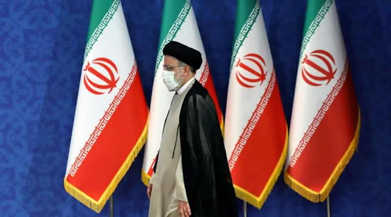 Iran's Ebrahim Raisi. Photo Credit: Iran News Wire