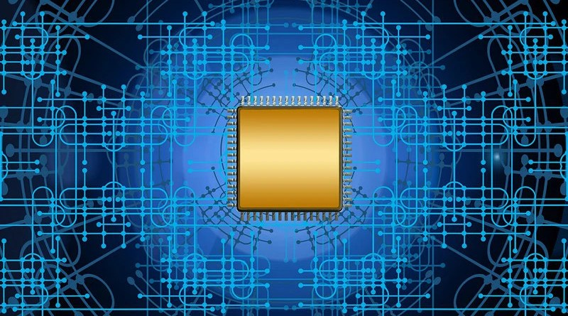 semiconductor chip computer technology