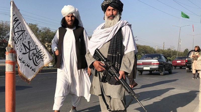 Taliban checkpoint in Afghanistan. Photo Credit: Fars News Agency