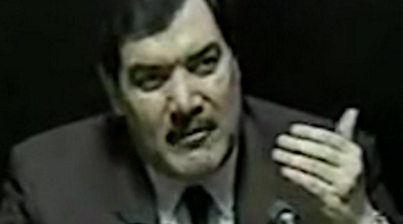 Afghanistan's Mohammad Najibullah. Credit: Wikipedia Commons, video screenshot